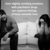 marriages, divorce, antidepressants