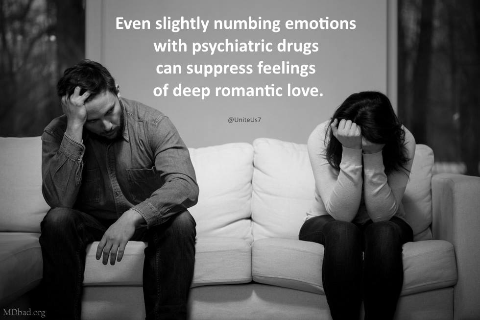 Even slightly altering your emotions in a daily basis can have profound affects in a relationship.